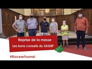 Un message du SAGeP