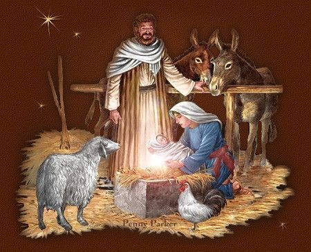 Cinquième Défi – Montage de la Nativité