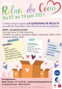 Read more about the article Signes de vie Juin 2021